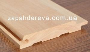Вагонка дерев'яна  / сосна, липа, вільха / за ціною виробника - Изображение #3, Объявление #1490926