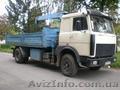 Вантажні перевезення а/м МАЗ