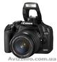 ПРОДАМ Canon EOS 500D kit 18-55 4999 грн.