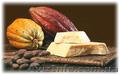 какао-масло натуральное. дезодорированное (Малайзия, Нидерланды)