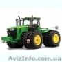 Документи на трактор,  New Holland,  John Deere,  Case та ін